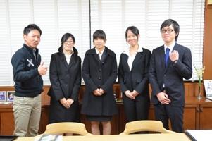 福岡教育大学来園