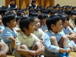 交通安全教室(岡山)