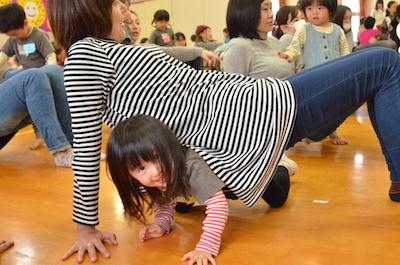 キッズ体操☆(今冨)