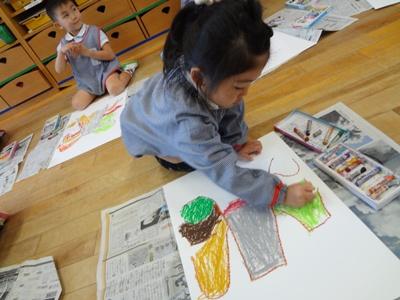 絵画教室♪(佐々木)