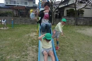 保育最終日!(坂井)