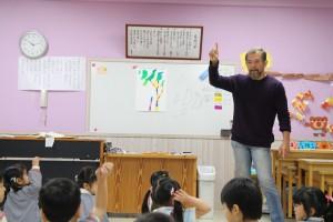 年中絵画教室&キッズ体操(瀬戸山・武石)
