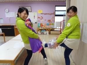 幼稚園も冬休み!&学年別ガチンコ対決!!(山下)