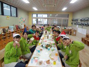 今日の先生達!&クリスマス会☆(瀬戸山)