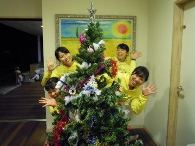 クリスマスでの可愛いつぶやき☆ (もみの木 山口)