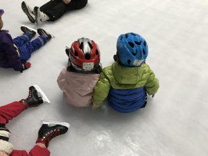 人生初!スケート(楠川)