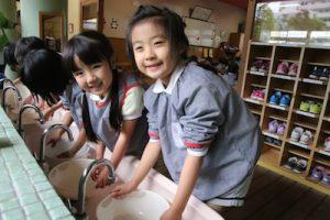 リハーサル2日目&もち米洗い(福島)
