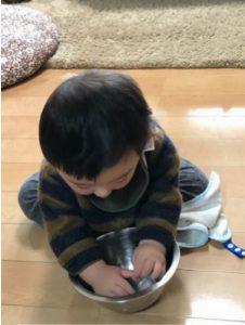 小さな怪獣☆(岡本)