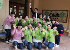 二学期終業式(関)