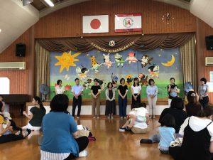 幼稚園見学会終了