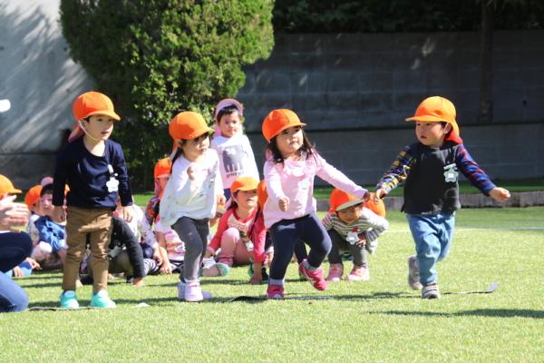 ようこそ!もみの木幼稚園のお友達♪(久峩)