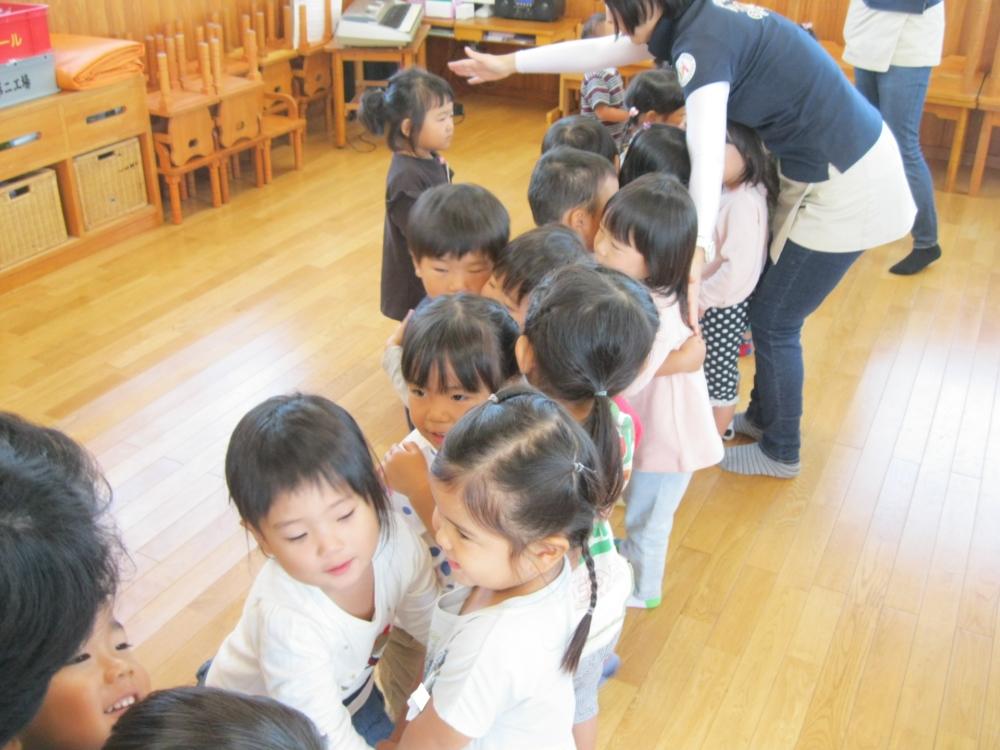 二歳児交流会&保護者レクリエーション(大塚・松尾)