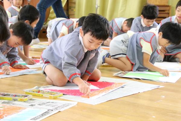絵画教室&パピーC(朝倉)