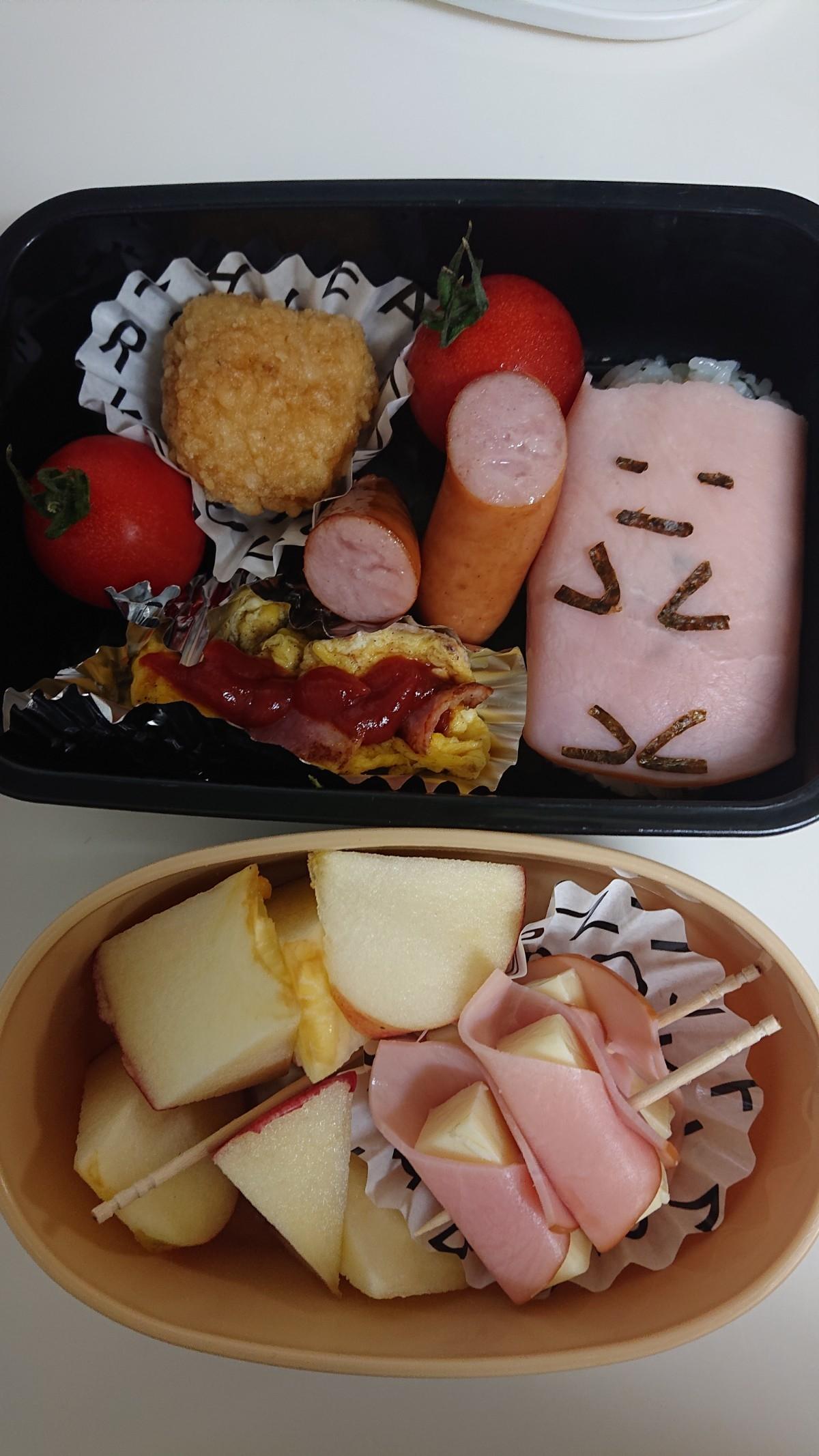 弁当作り(松尾)