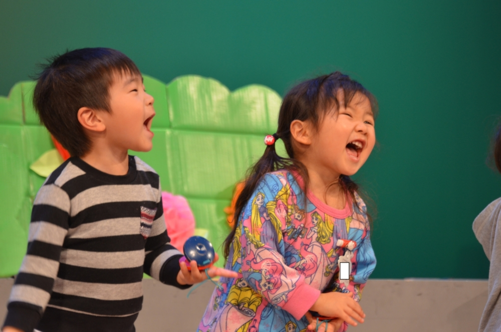 発表会の見所★二歳児★(山本)