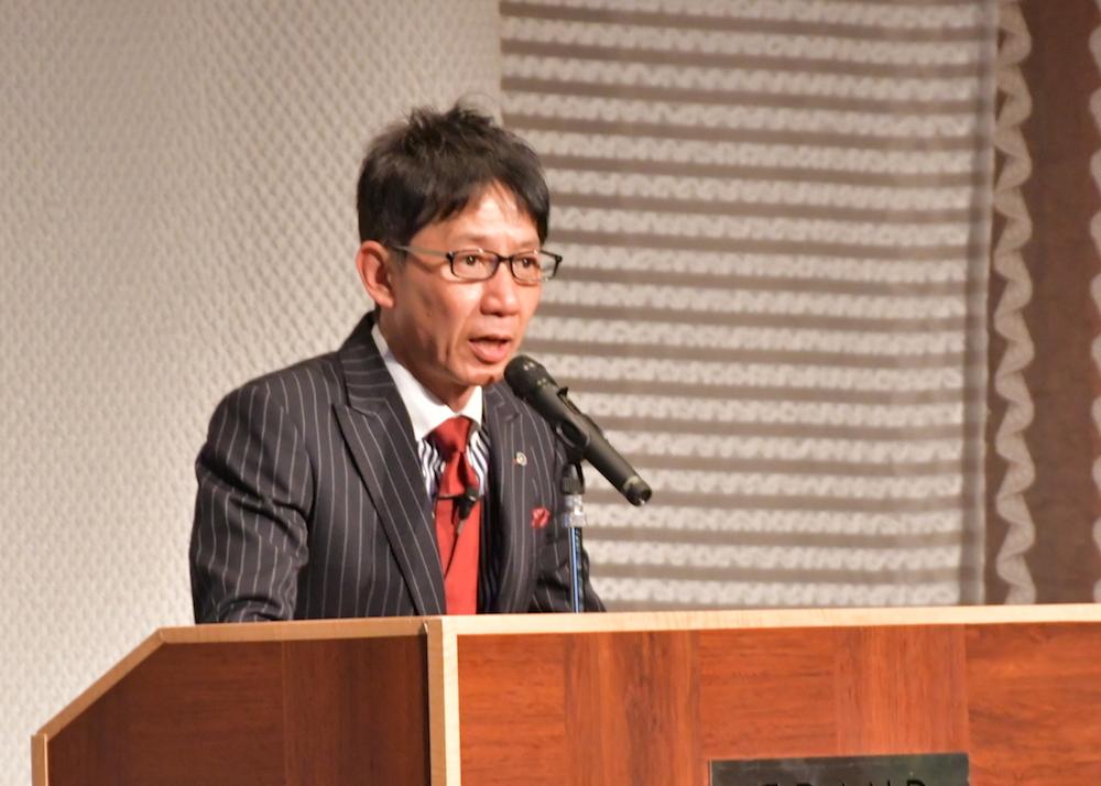 令和2年度 経営方針発表会(岡本)