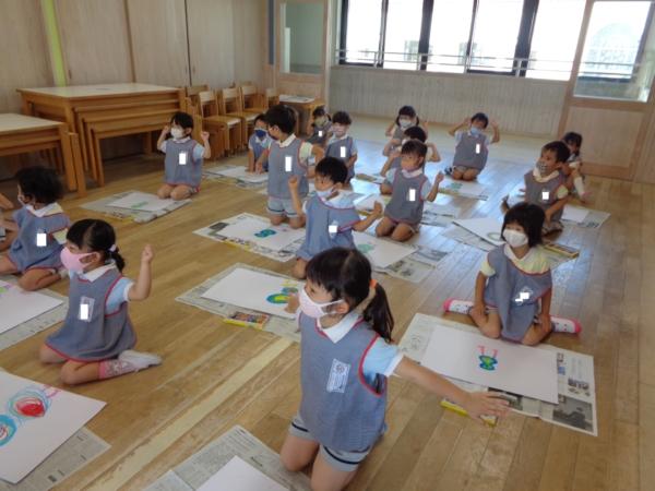 形先生の絵画教室☆(前原)