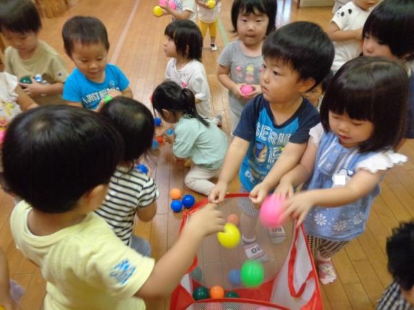二歳児ブログ♪&年中保育参観☆写真多め(矢野・植島)