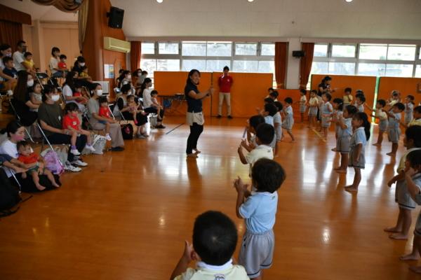 幼稚園見学会(朝倉)