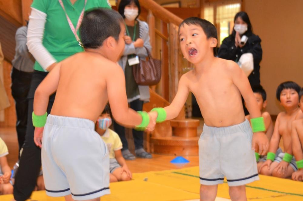 レスリング大会(石丸)