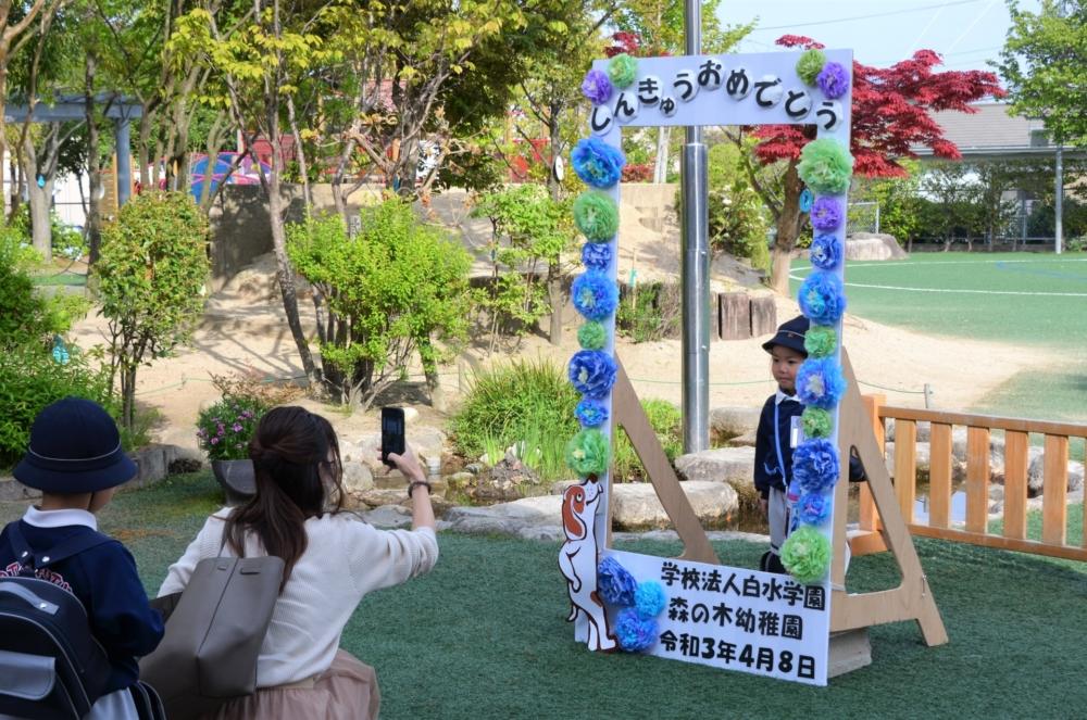 第69回始業式(手塚・森川)