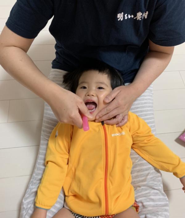 虫歯!!!(安部)