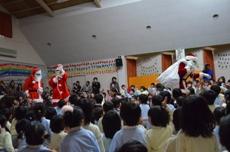 クリスマス誕生会(池尻)